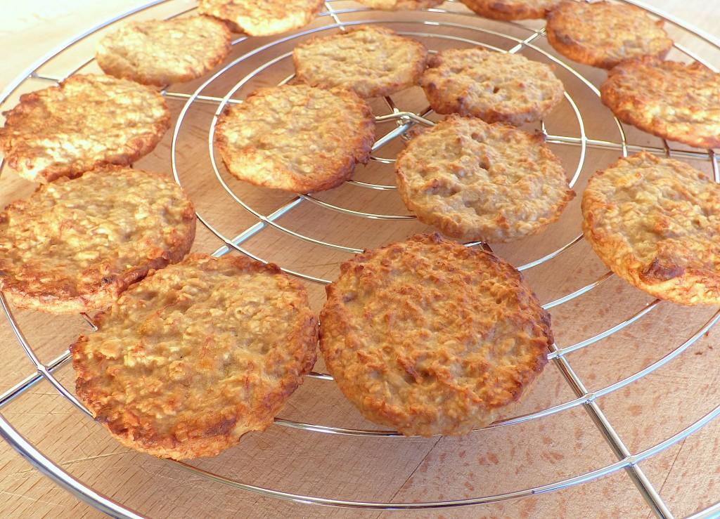cookies avoine